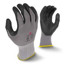 Radians RWG11 Micro-Foam Nitrile Gripper Glove