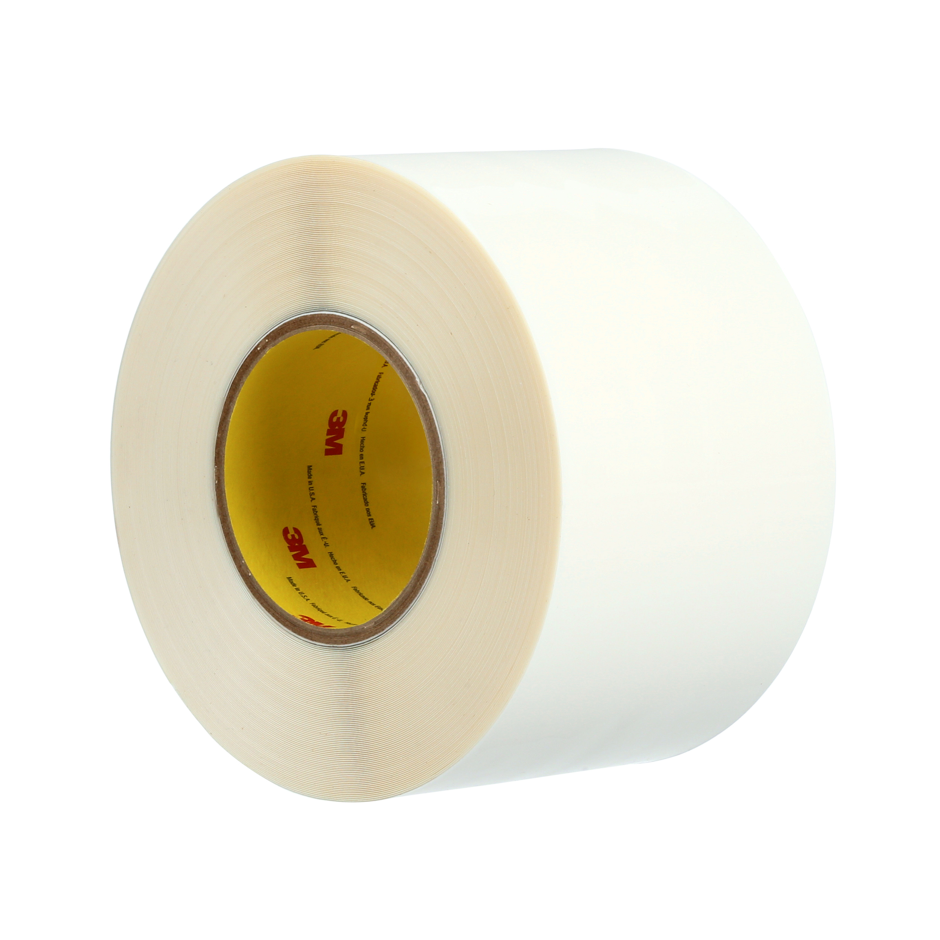 3M™ Polyurethane Protective Tape 8671, Transparent, 4 in x 3 yd, 1 Roll/Case, Sample
