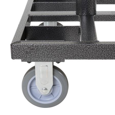 Statesman Cart Bundle - Silver Steel 16
