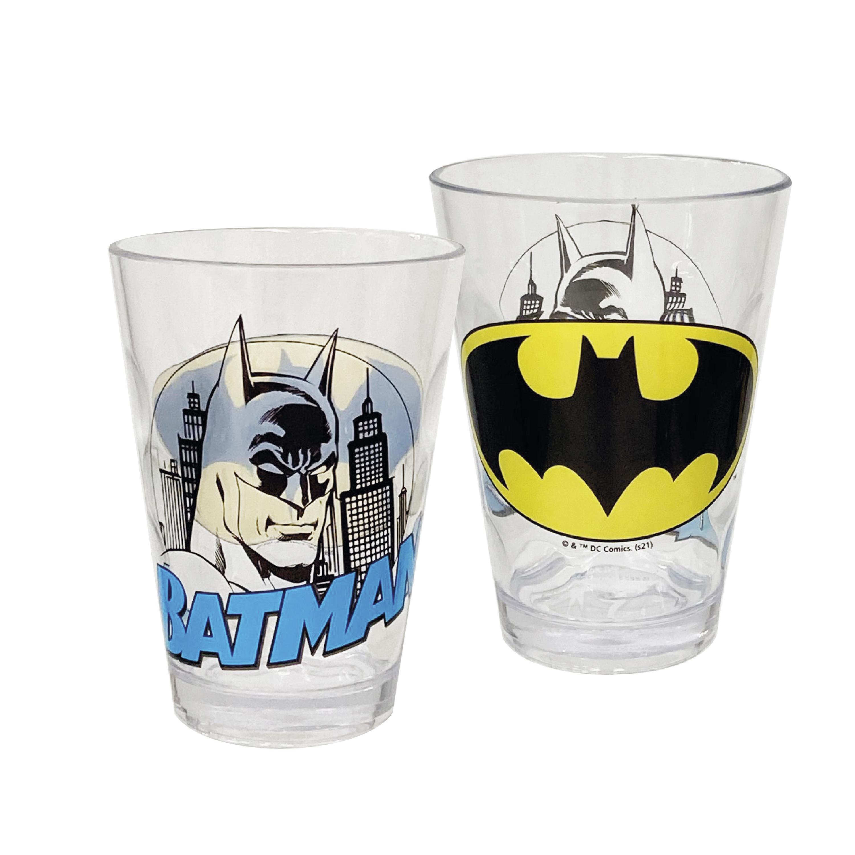 DC Comics Plate, Bowl and Tumbler Set, Batman, 3-piece set slideshow image 13