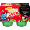 Jell-O Ready to Eat Lemon Lime Gelatin Snacks 13.5 oz Sleeve (4 Cups)