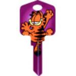 Garfield Key Blank