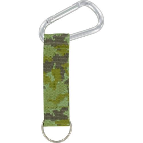 Carabiner Strap (Green Camo) 6 Pack