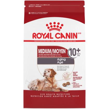Medium Aging 10+ Dry Dog Food
