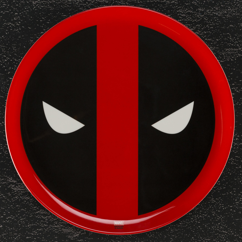Marvel Comics Dinnerware Set, Deadpool, 2-piece set slideshow image 3