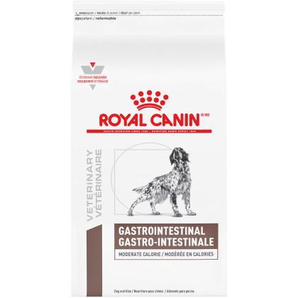 Royal Canin Veterinary Diet Canine Gastrointestinal Moderate Calorie Dry Dog Food