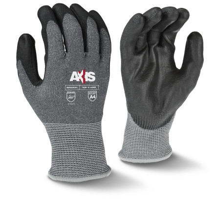 Radians RWG560 AXIS™ Cut Protection Level A4 PU Coated Glove