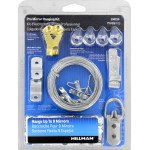 Hillman 77-Piece Mirror Hanging Kit
