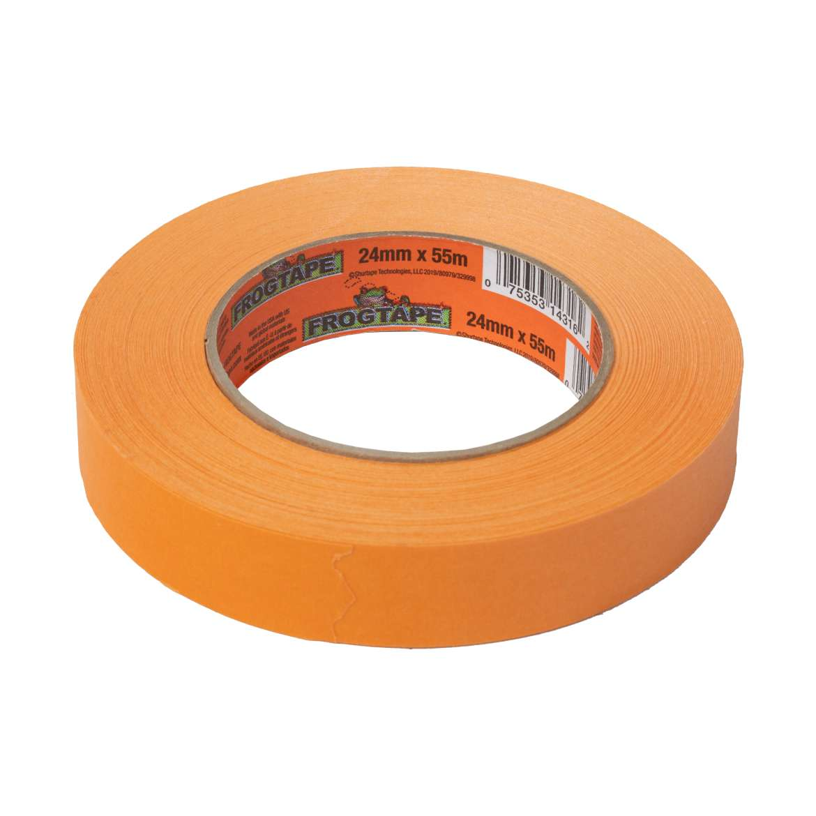 FrogTape® Pro Grade Orange Painter's Tape™ – Orange, .94 in. x 60 yd.