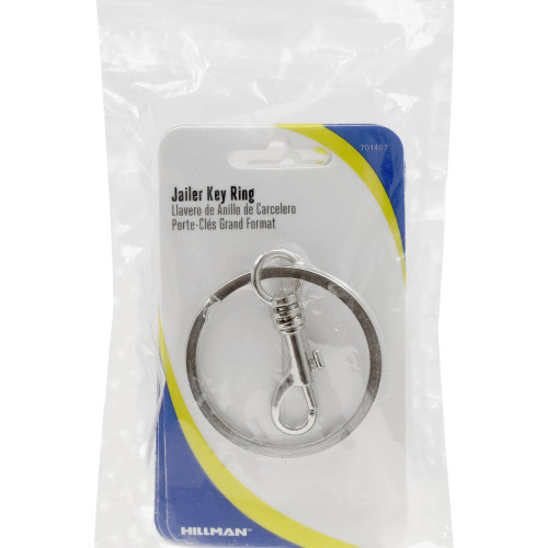 Hillman Jailer Key Ring