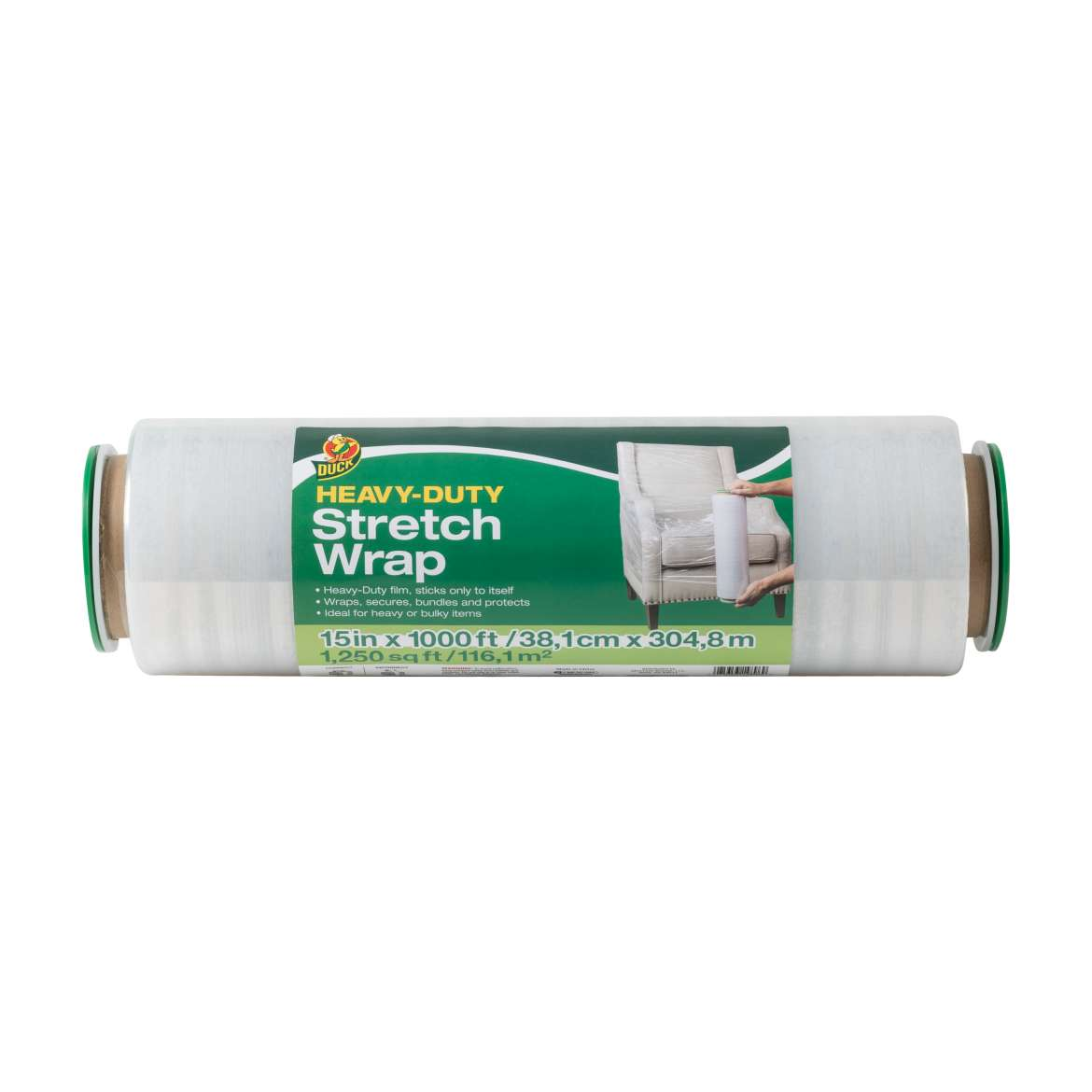 Duck® Brand Heavy-Duty Stretch Wrap