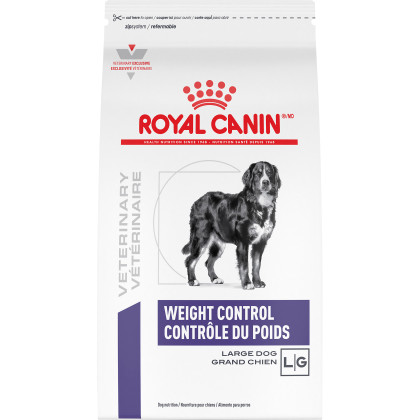 Royal Canin Veterinary Diet Canine Weight Control Large Dog Dry Dog Food