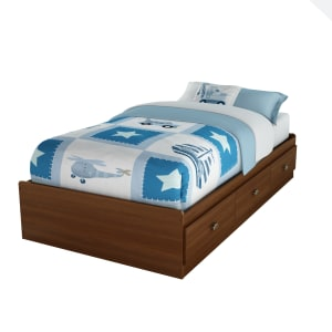 Willow - Mates Bed with 3 Drawers