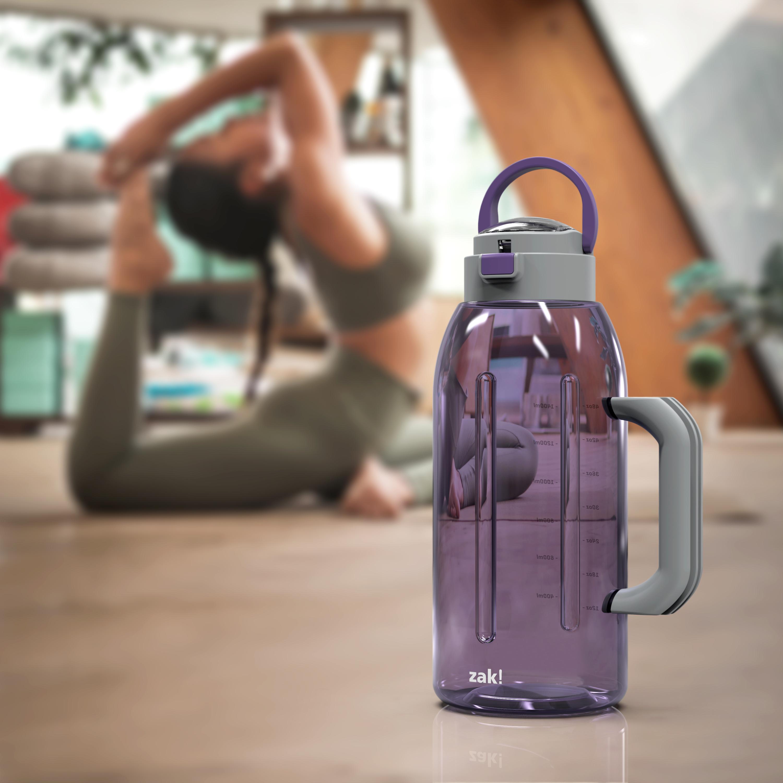Genesis 64 ounce Water Bottles, Viola slideshow image 8