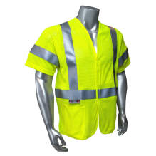 Radians SV97-3VGMFR Premium Mesh Modacrylic FR Class 3 Vest