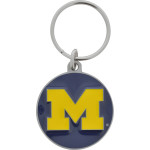 University of Michigan Key Ring