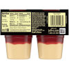 Jell-O Temptations Ready to Eat Strawberry Cheesecake Pudding Snack 14.1 oz Sleeve (4 Cups)