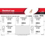 Heavy Duty Electrical Lugs Assortment (8 thru 2 Gauge)