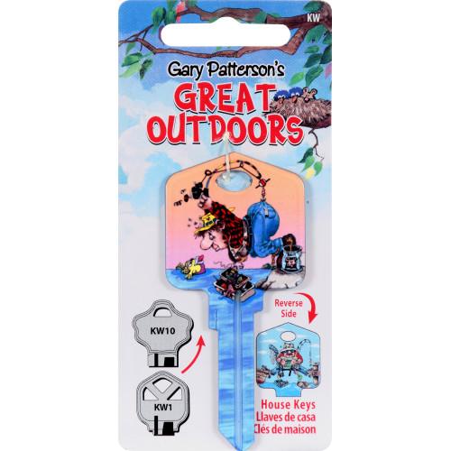 Great Outdoors Fishing Kwikset 66/97 KW1/10