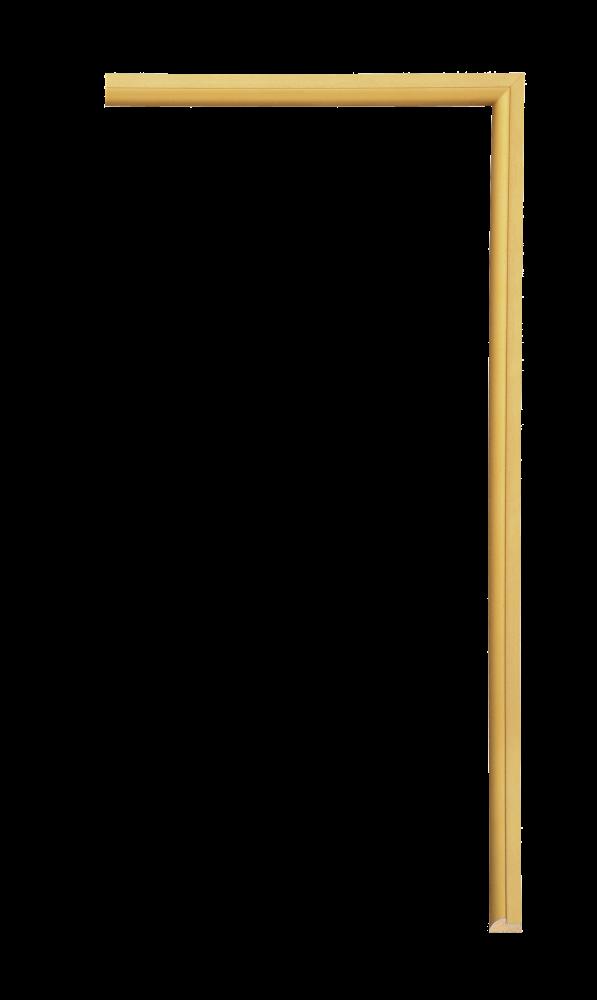 Confetti Fillet Metallic Gold 1/4