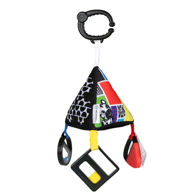 Playful Pyramid™ High Contrast Toy