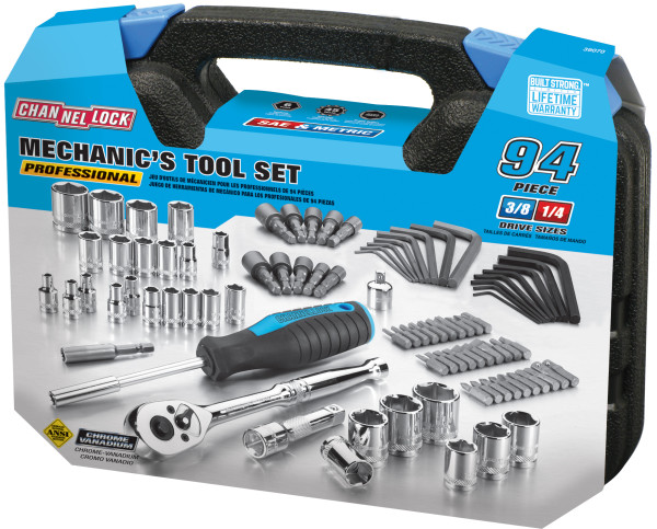39070 94pc Mechanic's Tool Set