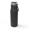 Kiona 20 ounce Vacuum Insulated Stainless Steel Tumbler, Charcoal slideshow image 2