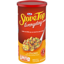 Kraft Stove Top Everyday Stuffing Mix for Chicken 12 oz Can