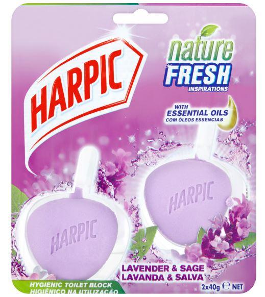 Hygienic Toilet Block Lavender & Sage.