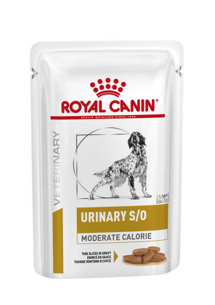 Canine Urinary S/O Moderate Calorie (in gravy)
