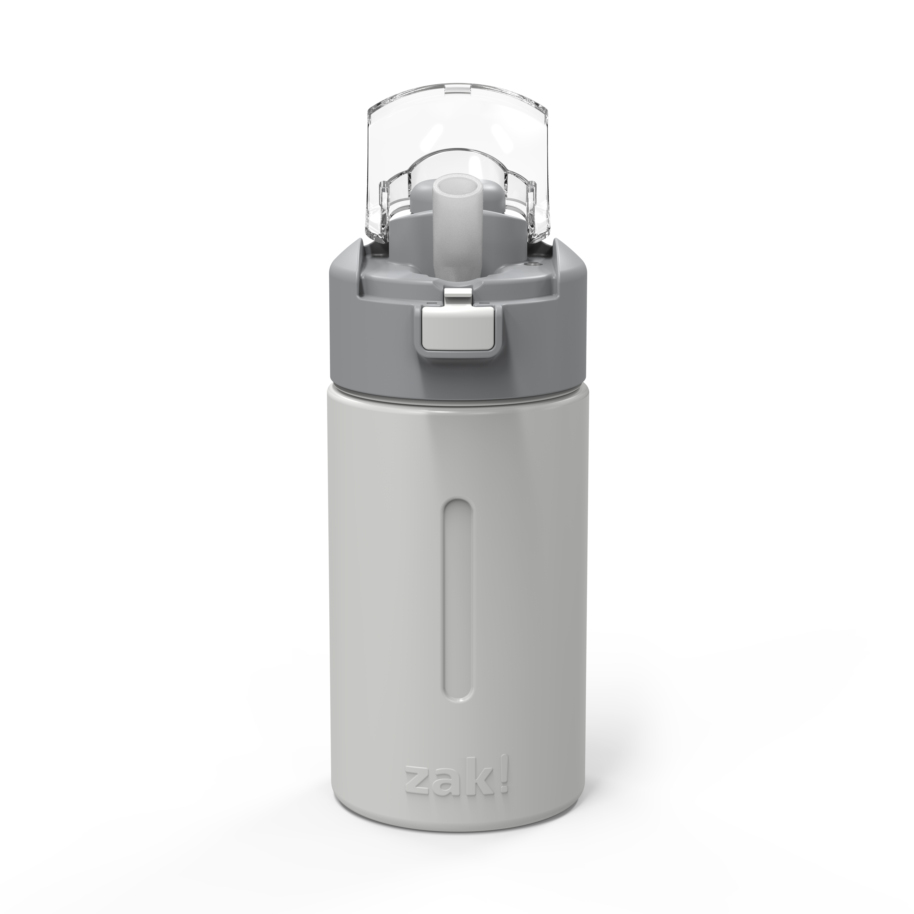 Genesis 12 ounce Vacuum Insulated Stainless Steel Tumbler, Gray slideshow image 5