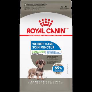 X-PETIT SOINS MINCEUR – nourriture sèche pour chiens