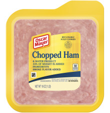 Oscar Mayer Chopped Ham 16 oz
