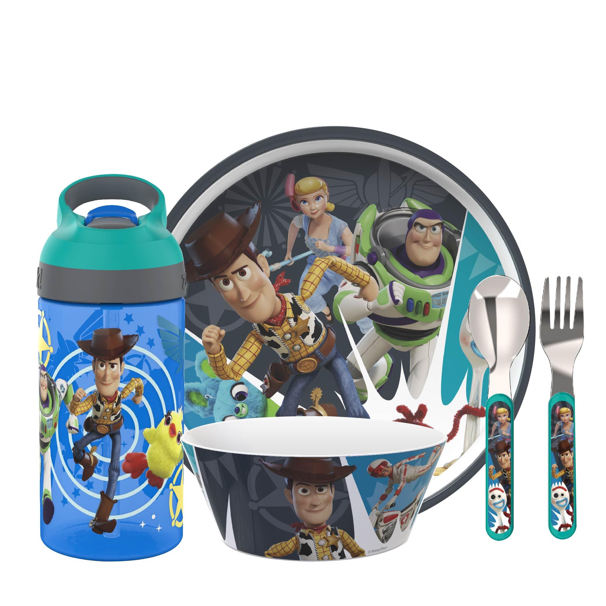 Disney Pixar Dinnerware Set, Toy Story 4, 5-piece set slideshow image 2
