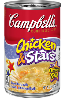 Chicken & Stars Soup