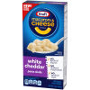 Kraft White Cheddar Macaroni & Cheese Dinner 24 - 7.3 oz Boxes