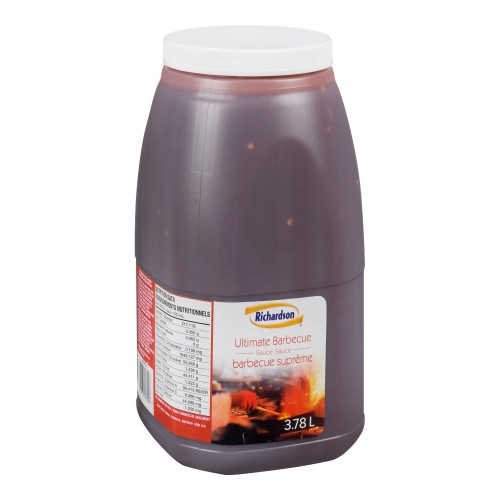 RICHARDSON Ultimate Barbecue Sauce 3.78L 2