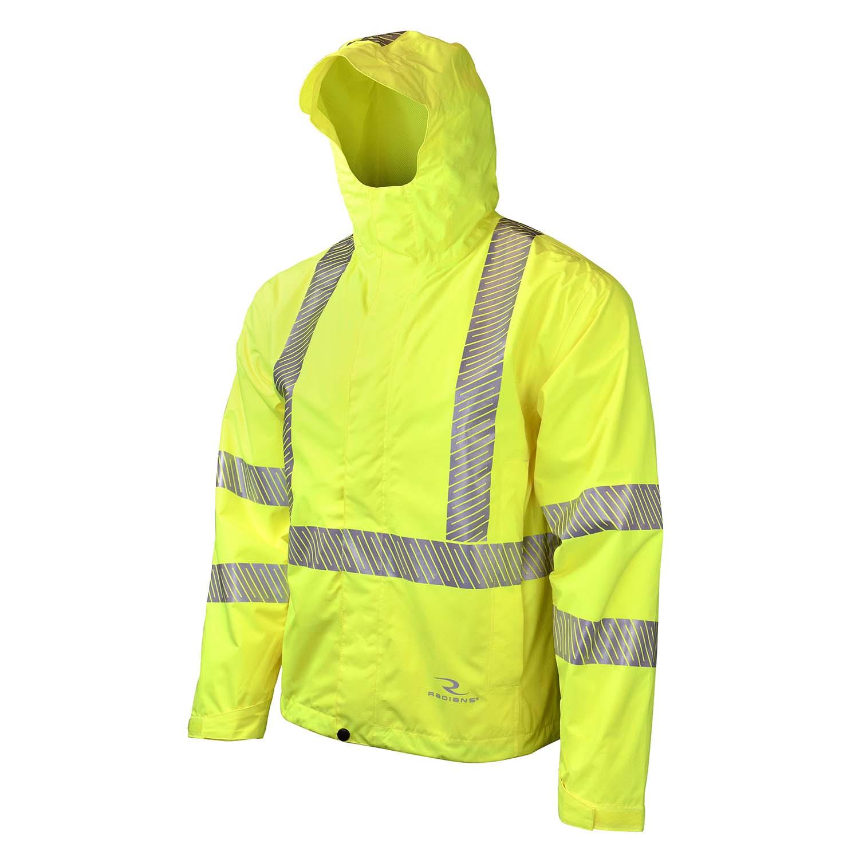 Radians RW11 Waterproof Lightweight Packable Raincoat