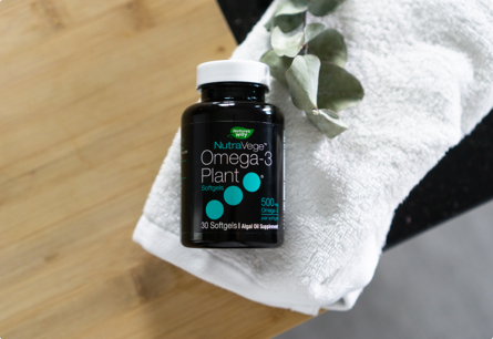Omega-3 Without the Fish
