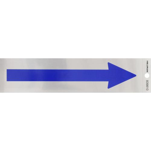 Blue Arrow Sign, 2