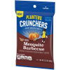 Planters Crunchers Mesquite Barbecue Crispy Coated Peanuts, 2.25 oz Bag