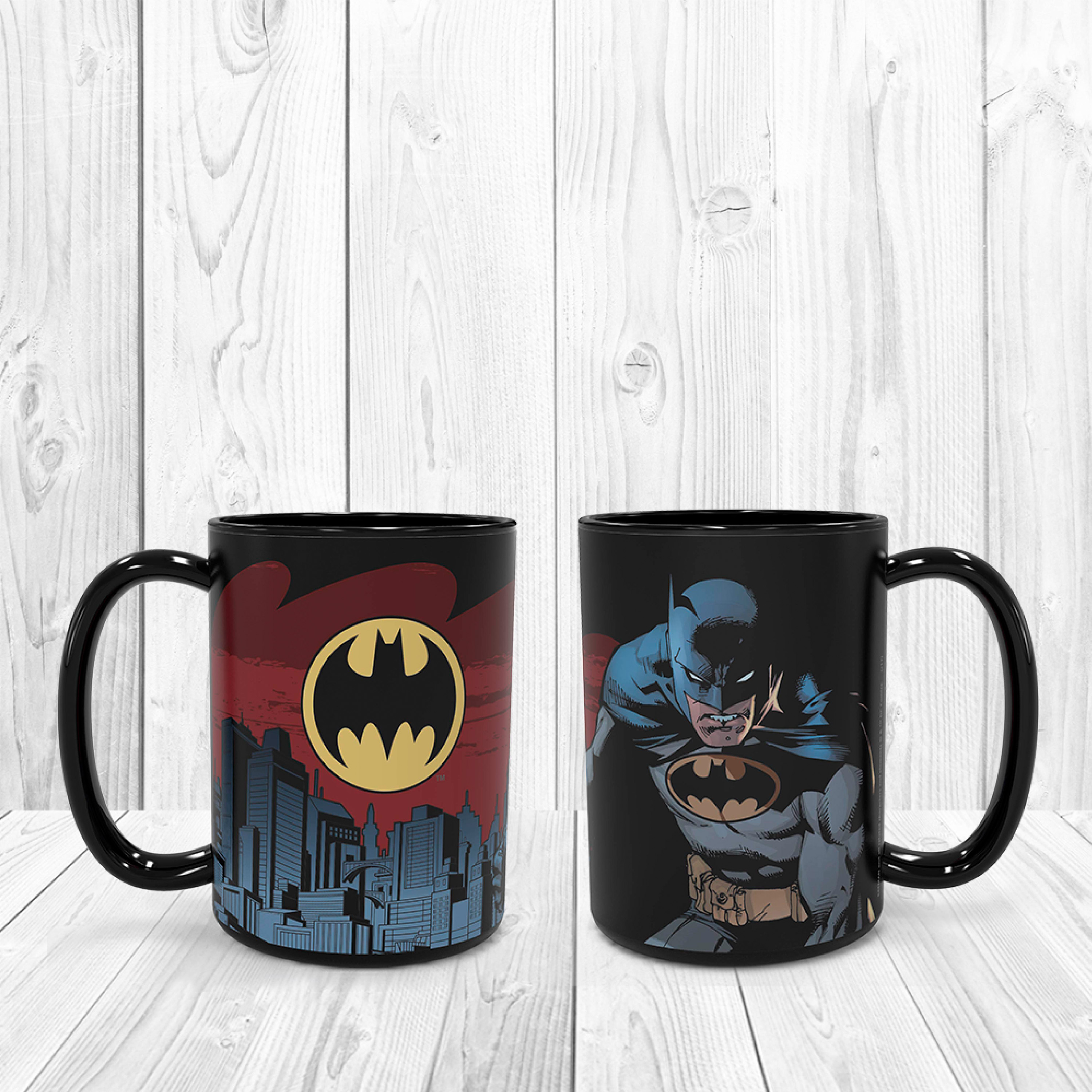 DC Comics 15 oz. Coffee Mug, Batman slideshow image 10