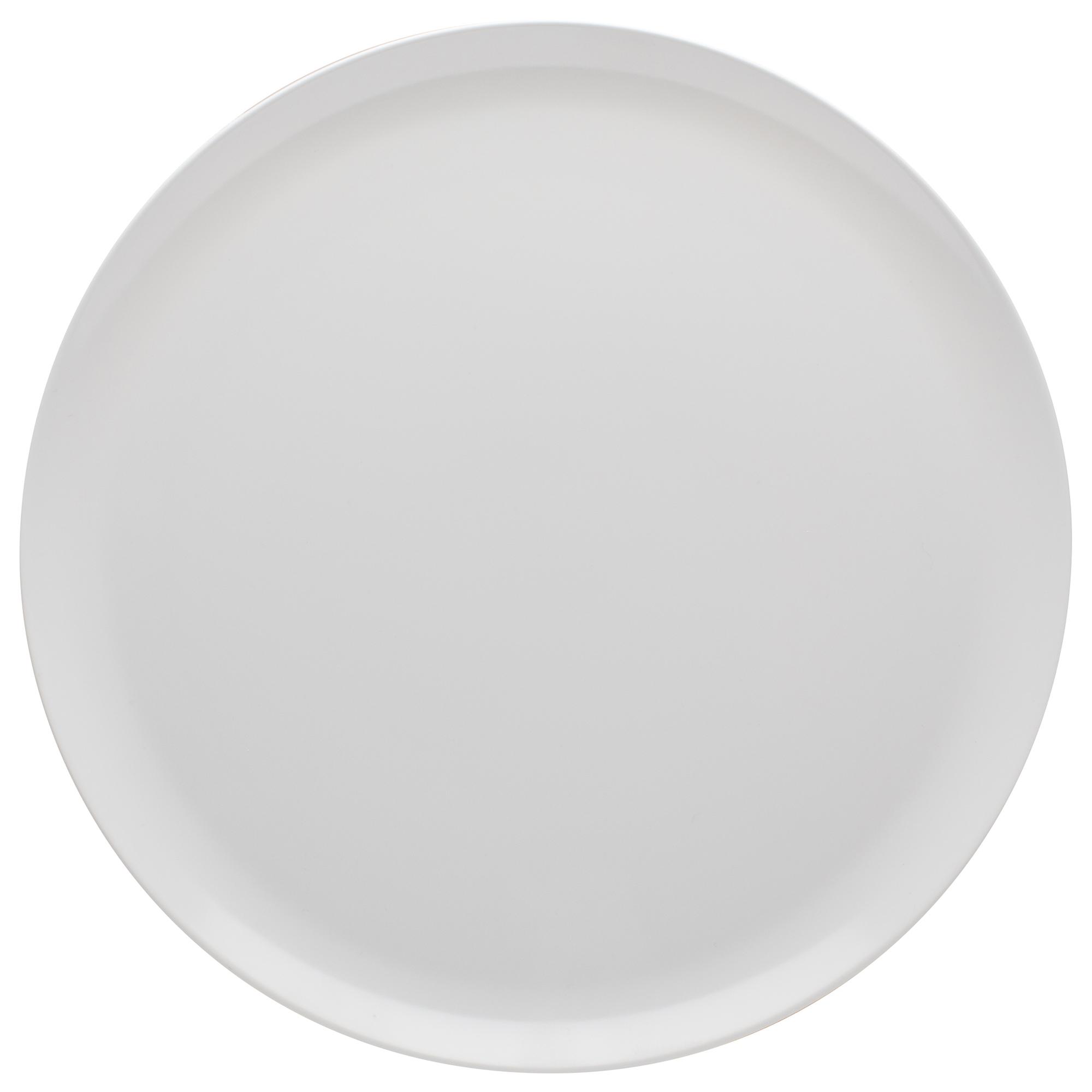 Everyday Melamine Plate, White, 2-piece set slideshow image 2