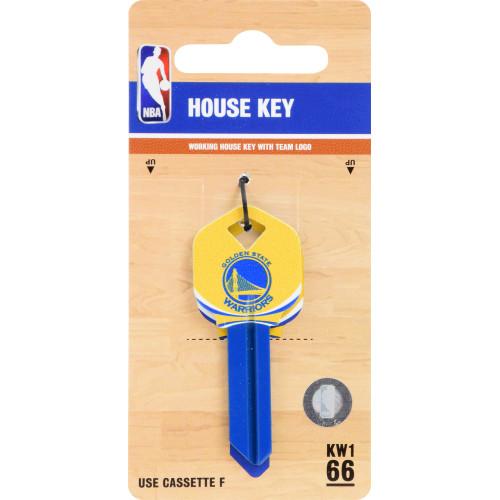 Kwikset/66 KW1 NBA Golden State Warriors Key Blank