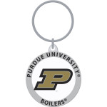 Purdue University Key Chain