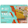 Taco Bell Crunchy Taco Dinner Kit 12 count Box