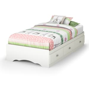 Tiara - Mates Bed with 3 Drawers