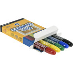 5 Pack Glass Markers