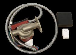 Kit, Control-R Wrls Demd Rcrc 1PB w/Pump