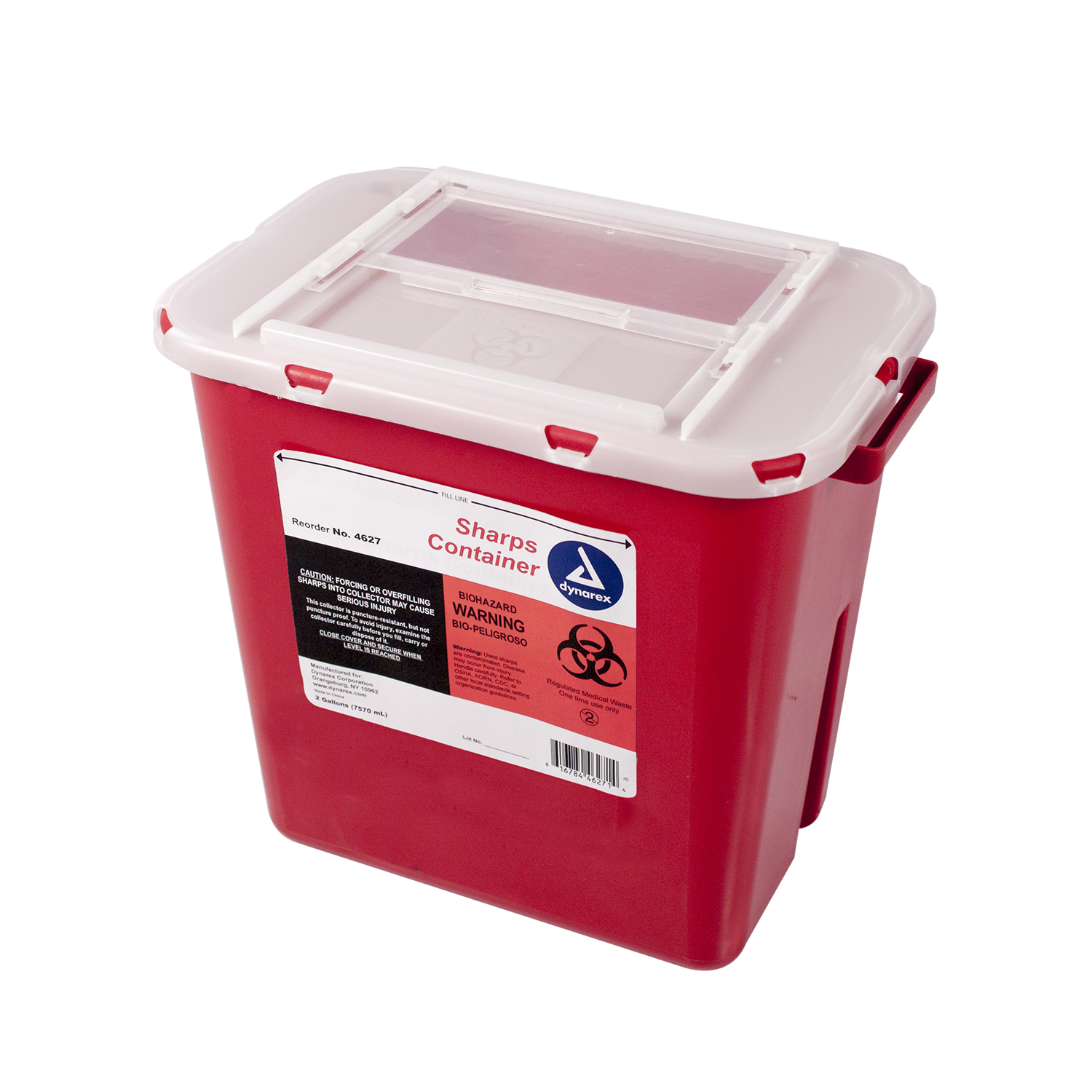 Sharps Containers - 2gal.